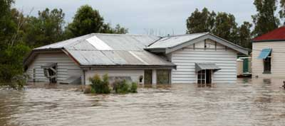 Возможности страхования недвижимости от наводнения в России